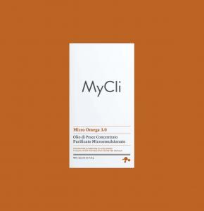Micro Omega 3.0 Olio di Pesce Concentrato Purificato Microemulsionato 180 capsule