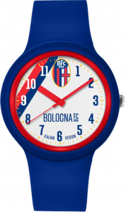 Bologna Fc Men WHITE WATCH NEW ONE