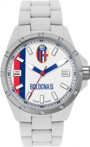 Bologna Fc OROLOGIO BOLOGNA 160 BIANCO Unisex