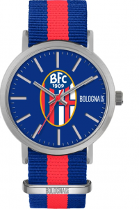 Bologna Fc Unisex RED-BLUE WATCH TIDY BOLOGNA
