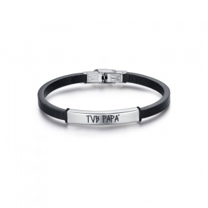 Luca Barra - bracciale uomo TVB PAPA'
