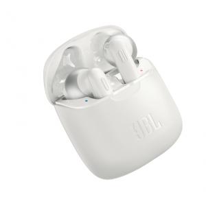 JBL Tune 220TWS Cuffia Auricolare Bianco
