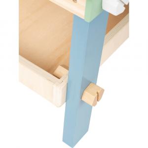 Banco da lavoro giocattolo con accessori Nordic Compatto