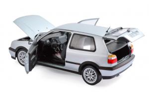 VW Golf GTI 20th anniversary 1996 Silver Edition 1/18