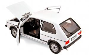 Volkswagen Golf GTI 1976 White 1/18