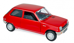 Renault 5 1972 Red 1/18