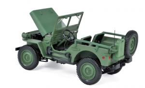 Jeep 1942 Green 1/18