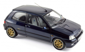 Renault Clio Williams Ph I 1993 Blue 1/18