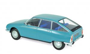 Citroën GS Club 1972 Camargue Blue 1/18