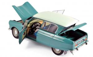 Citroën Ami 6 1964 Jade Green 1/18