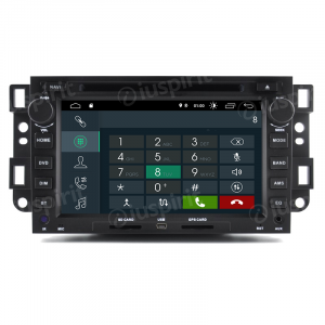 ANDROID 10 autoradio 2 DIN navigatore per Chevrolet Captiva Epica Tosca Aveo Lova Kalos Matiz GPS DVD USB WI-FI Bluetooth Mirrorlink