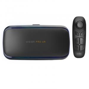 SBS Vision Pro VR Visore collegato allo smartphone Nero