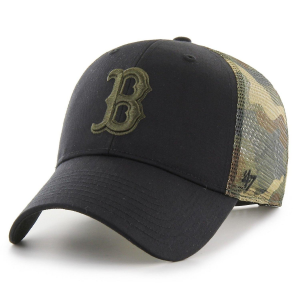 Cappello 47 MVP Visiera Red Sox Camo