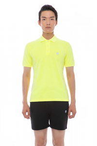 SHOPPING ON LINE HYDROGEN REFLEX SKULL POLO COLORI GIALLO FLUO E BIANCO NEW COLLECTION SPING SUMMER 2020