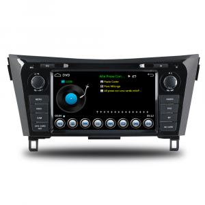 Autoradio 2 DIN navigatore per Nissan Qashqai Nissan X-Trail Nissan Rogue2014 2015 2016 2017 2018 GPS DVD USB SD Bluetooth