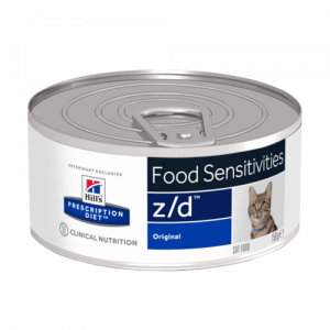 Hill's - Prescription Diet Feline - z/d - 156g x 6 lattine