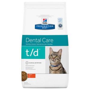 Hill's - Prescription Diet Feline - t/d - 1,5 kg