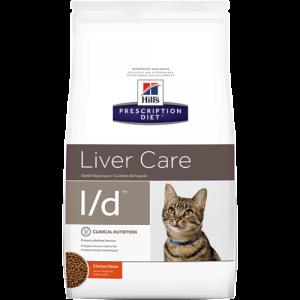 Hill's - Prescription Diet Feline - l/d - 1,5kg
