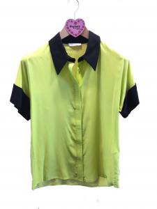 Camicia bicolore