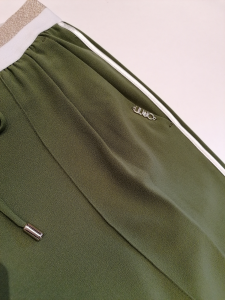 Pantalone verde donna Liu.jo Sport