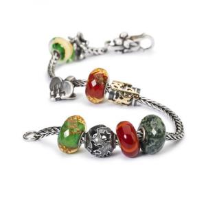 Beads Trollbeads, Cuore di Natale