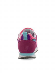 Sneakers Sun 68 Z30210 Azzurro/fuxia /Bianco