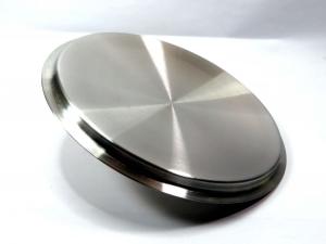 Coperchio in acciaio cm18
