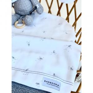 Set lenzuola per culla Bedsheet Mini Craddle Twig