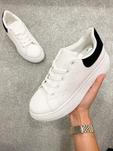 Sneakers tipo '' Alexanader Mcqueen''