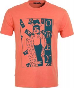T-Shirt Obey Surronder