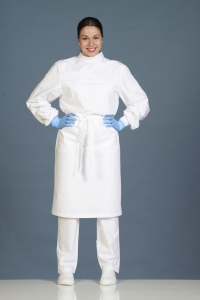 Montreaux White Silicone Cotton Medium Risk conf.2 Stk.