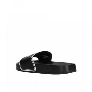Puma Ciabatta Logo Black/White Unisex