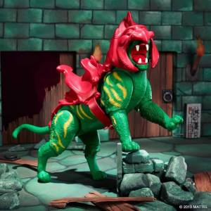 Masters of the Universe ORIGINS: BATTLE CAT by Mattel 2020