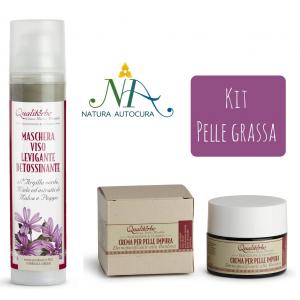 Kit Pelle Grassa -20% con codice: naturautocura