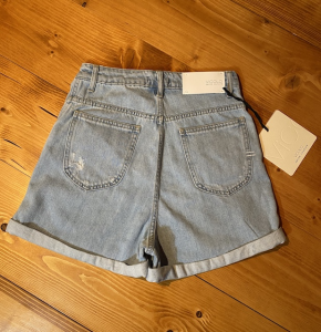 Shorts in Jeans Vicolo