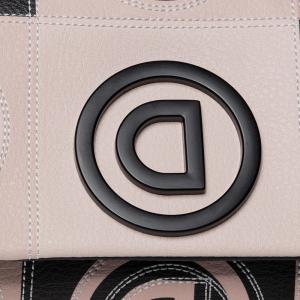 Borsa donna Desigual BOLS Logo Patch Zurich