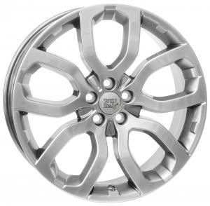 Cerchi in lega WSP Italy  PAN23LR57   20''  Width 8.5   5x120  ET 47  CB 72,6    Silver