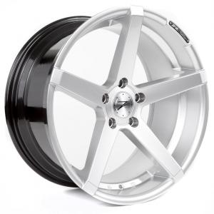 Cerchi in lega  Z-Performance  ZP.06 Deep Concave  19''  Width 8.5   5x120  ET 35  CB 72.6    Hyper Silver