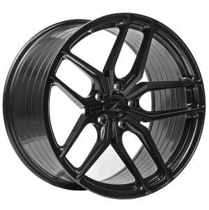 Cerchi in lega  Z-Performance  ZP2.1 Deep Concave   20''  Width 8.5   5x112  ET 30  CB 66.6    FlowForged Gloss Black