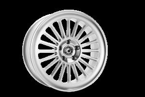 Cerchi in lega WrathWheels  WF8  18''  Width 8.5   5x112  ET 35  CB 73.1    Silver Polished Face