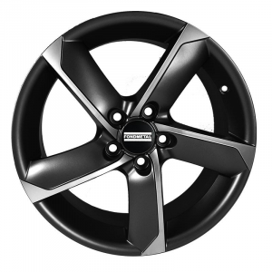 Cerchi in lega  Fondmetal  7900  17''  Width 7.00   5x120  ET 50.00  CB 72.5    Matt Black Machined