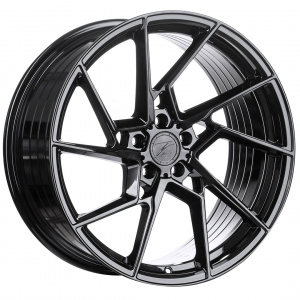 Cerchi in lega  Z-Performance  ZP3.1 Deep Concave   19''  Width 9.5   5x120  ET 40  CB 72.6    FlowForged Gloss Black