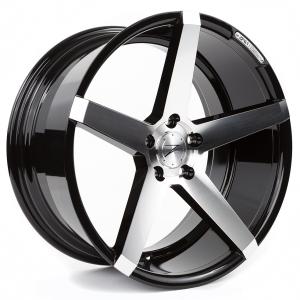 Cerchi in lega  Z-Performance  ZP6.1 Deep Concave   20''  Width 9   5x112  ET 35  CB     Gloss Black/Polished