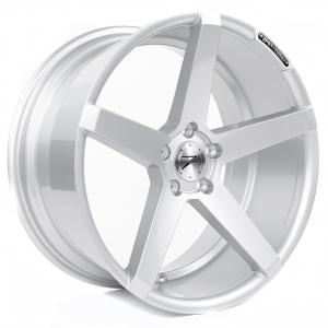 Cerchi in lega  Z-Performance  ZP6.1 Deep Concave   20''  Width 9   5x120  ET 35  CB 72.6    Sparkling Silver