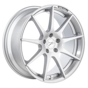 Cerchi in lega  Z-Performance  ZP.08 Deep Concave   19''  Width 8.5   5x112  ET 45  CB 66.6    Sparkling Silver