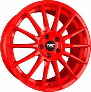 Cerchi in lega  TEC-Speedwheels  AS2  19''  Width 8,5   5x100  ET 28  CB 64    Rot