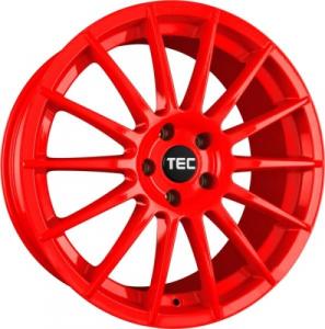 Cerchi in lega  TEC-Speedwheels  AS2  19''  Width 8,5   5x115  ET 40  CB 70,2    Rot