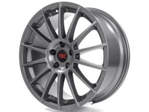 Cerchi in lega  TEC-Speedwheels  AS2  19''  Width 8,5   5x105  ET 38  CB 56,6    Gun-Metal
