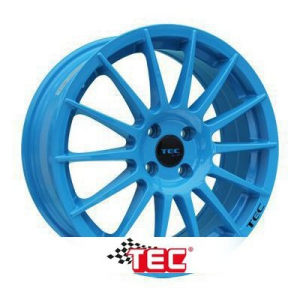 Cerchi in lega  TEC-Speedwheels  AS2  19''  Width 8,5   5x105  ET 38  CB 56,6    Hellblau