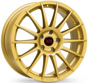 Cerchi in lega  TEC-Speedwheels  AS2  19''  Width 8,5   5x114,3  ET 40  CB 72,5    Gold
